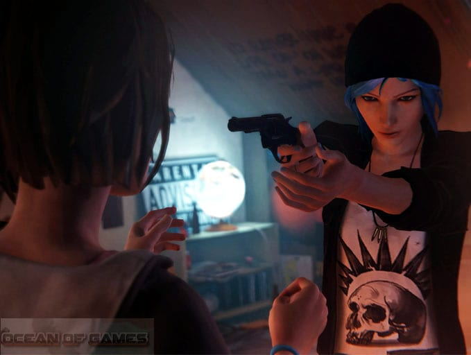 Life is Strange Episode 3 Features