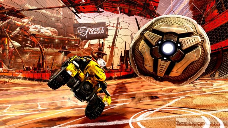 Rocket League Chaos Run Features