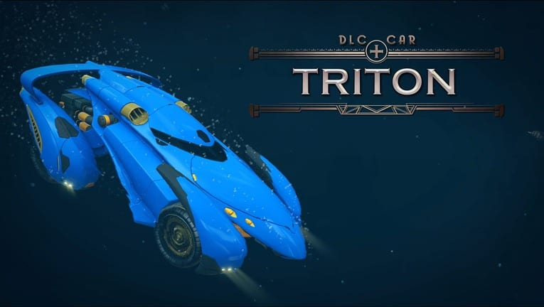 Rocket League Triton