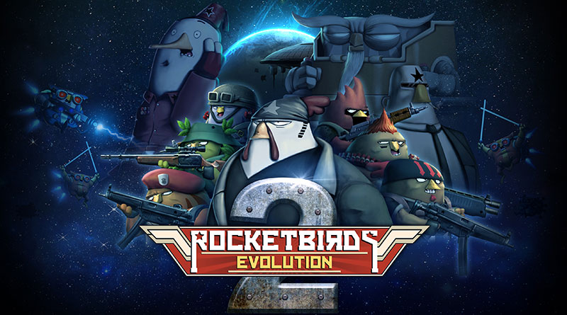 Rocketbirds-2 Evolution Free Download