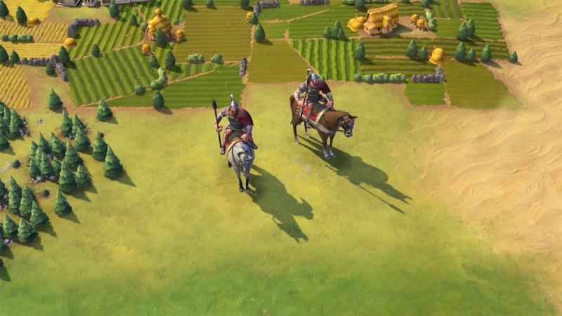 Sid Meiers Civilization VI Persia and Macedon Setup Free Download
