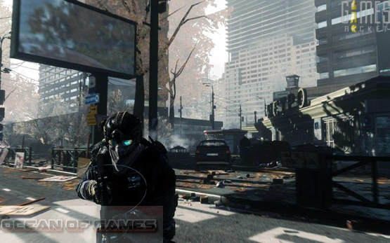 Tom Clancy Ghost Recon Future Soldier Features
