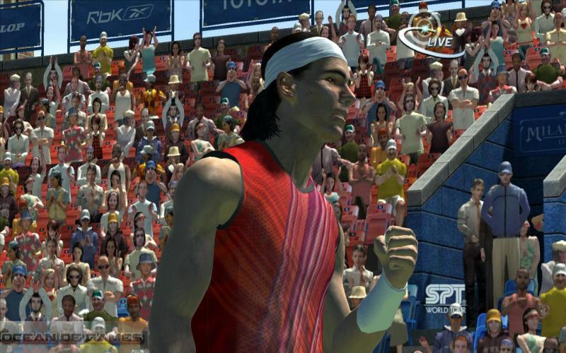 Virtua Tennis 3 Setup Download For Free