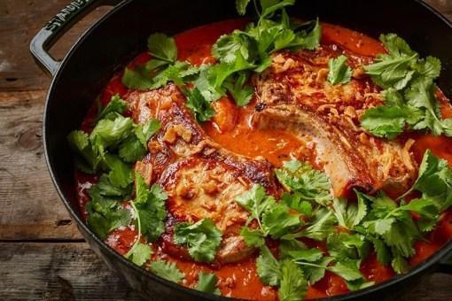 Pork Chops Curry