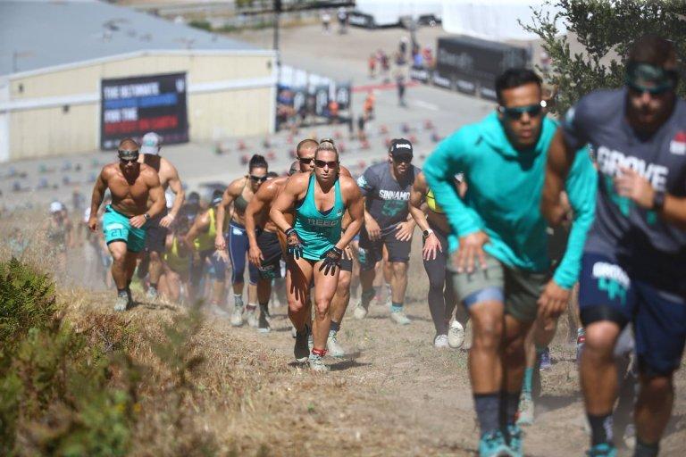 CrossFit Games 2020 Reduzidos
