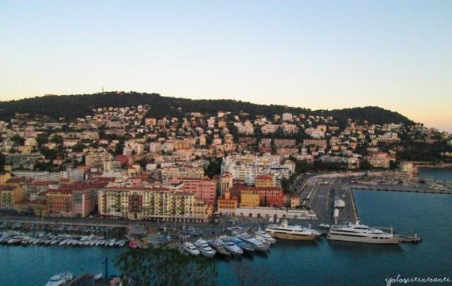 Porto di Nizza, Costa Azzurra
