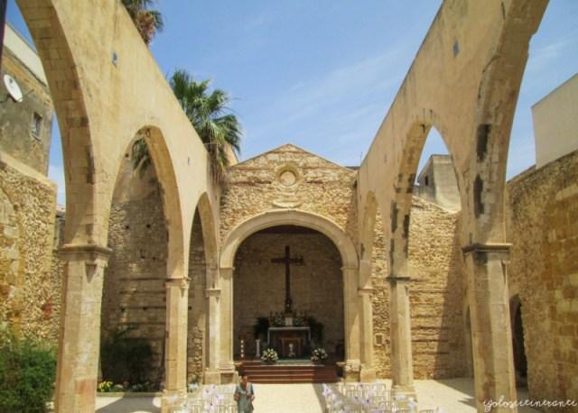Chiesa a Ortigia, Siracusa