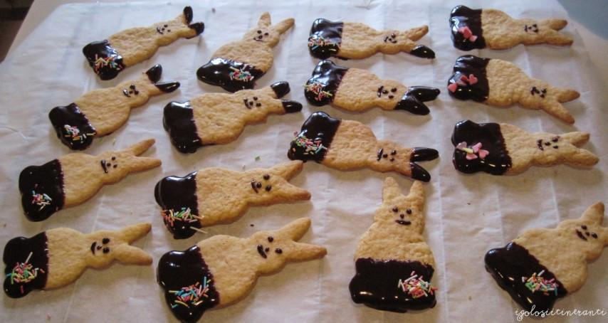La bontà delle cose semplici: biscotti pasquali per tutti!