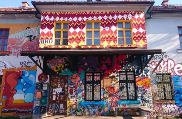 Centro culturale alternativo Metelkova, Lubiana