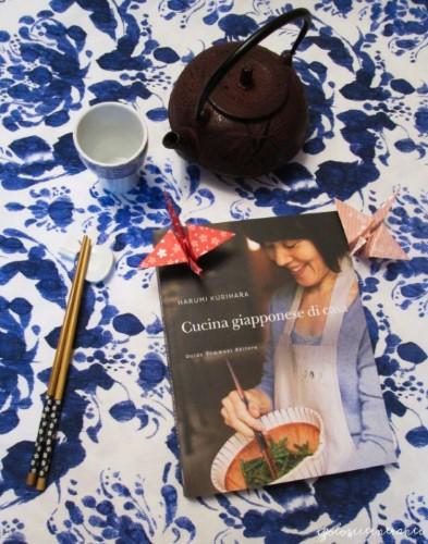 """""""Cucina giapponese di casa"""", libro di ricette di Harumi Kurihara"""