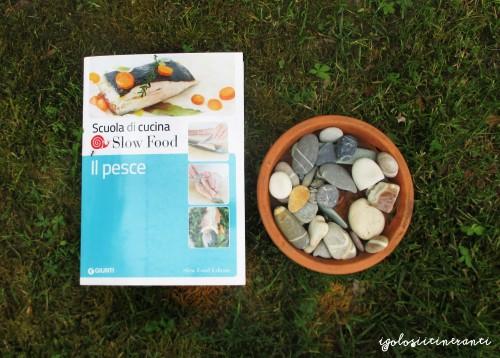 Scuola di cucina Slow Food: il pesce, Giunti editore