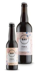 Furia, birra Stout Ale Birrificio Artigianale Veneziano