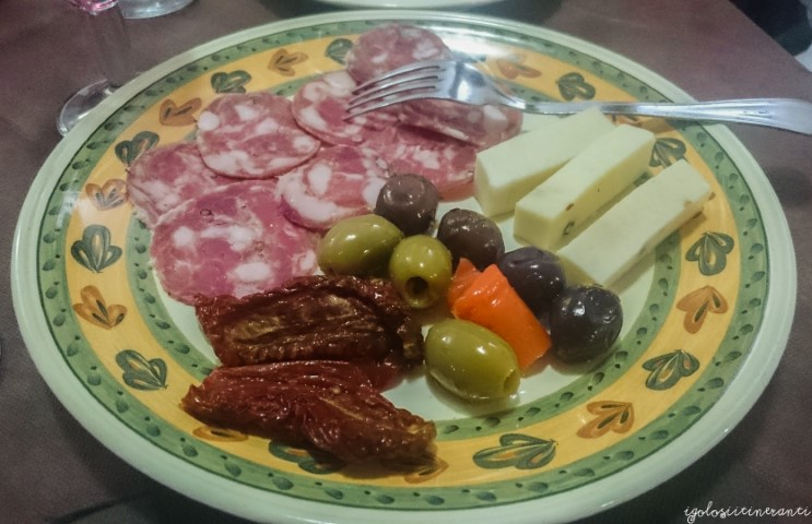 Ristorante Le Pietre: cucina siciliana di casa