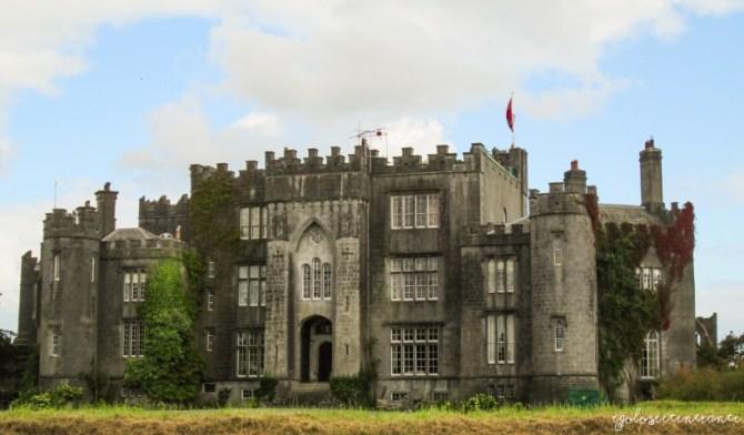 Castello di Birr (Offaly), Irlanda