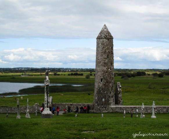 Complesso monastico di Clonmacnoise (Offaly), Irlanda