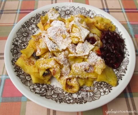 Kaiserschmarren, dolce tipico tirolese