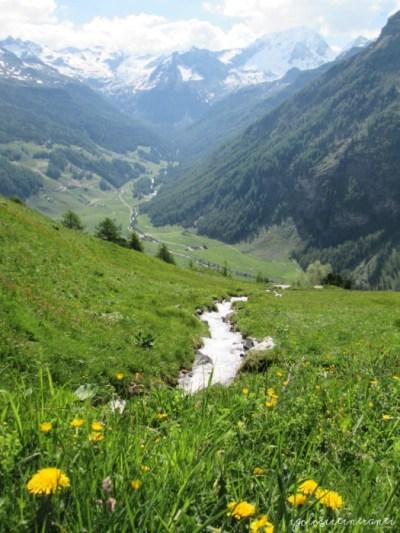 Valle Aurina, zona sopra Casere (Predoi)