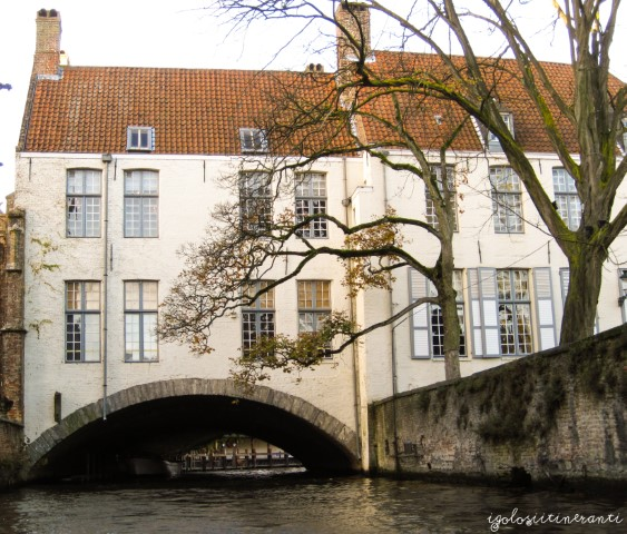 Bruges e i canali