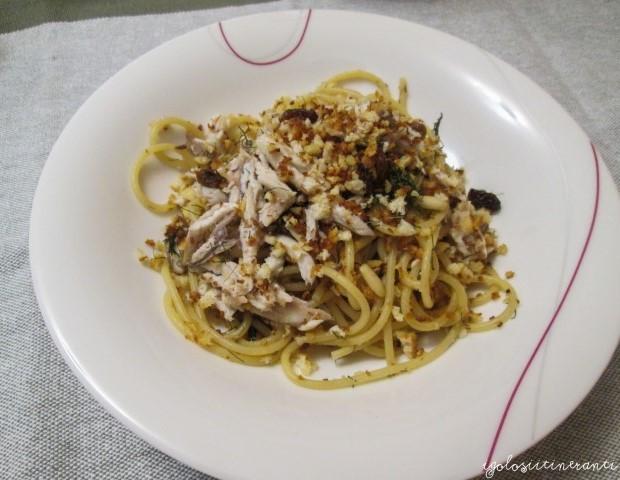 Pasta con le sarde, la ricetta siciliana