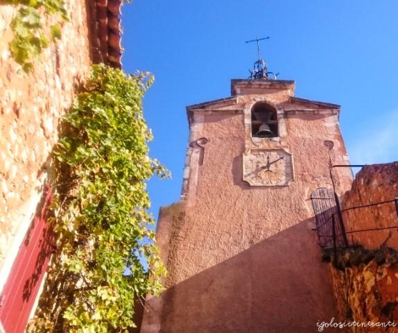 Roussillon, il villaggio delle ocre