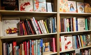 Libri di cucina a Londra