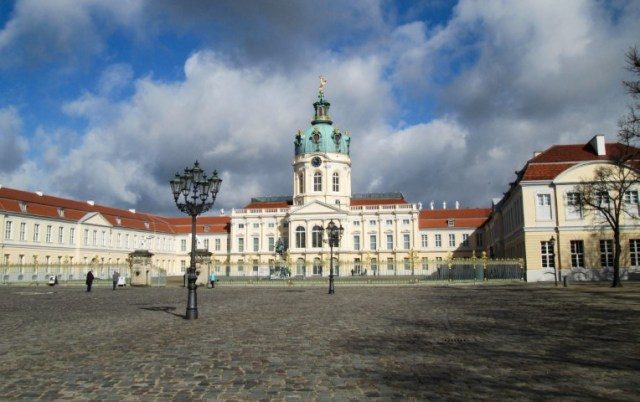 Castello di Charlottenburg, Berlino