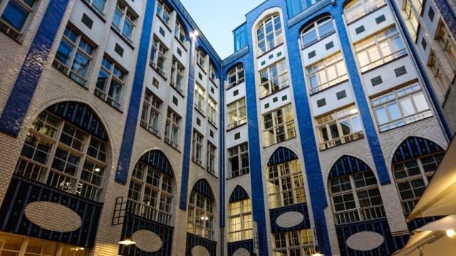 Hackesche Höfe, Berlino
