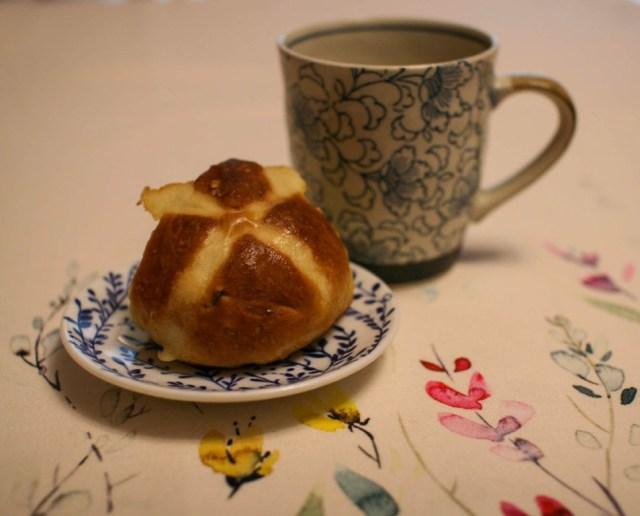 Hot cross buns di Paul Hollywood