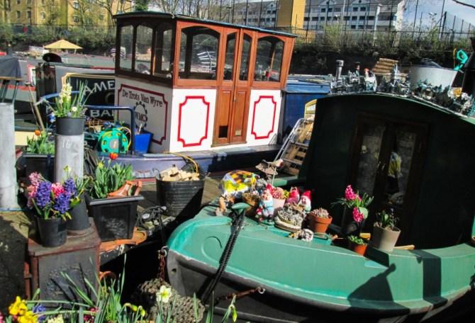 Houseboat a Little Venice Londra