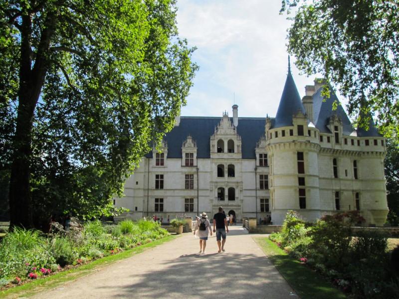 Valle della Loira on the road: panoramica del viaggio