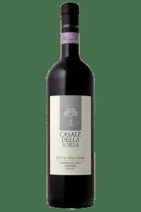 Cesanese del Piglio Camponovo, azienda Casale Ioria