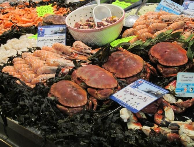 Bordeaux, pesce