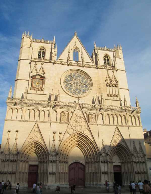 Lione Saint-Jean