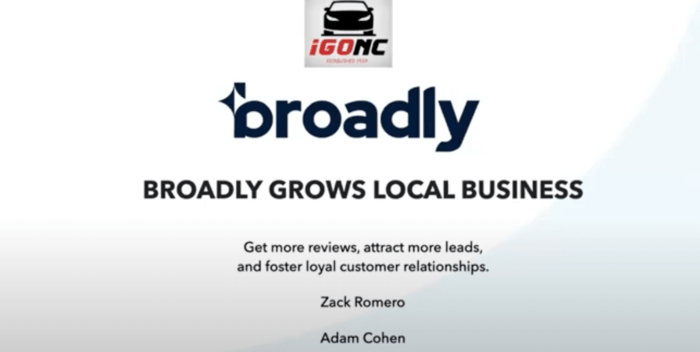 Accelerate Your Shops Growth with Broadly