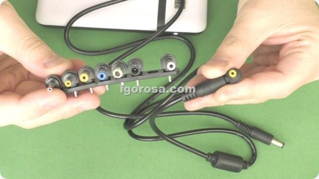 вариант кабеля с переходниками