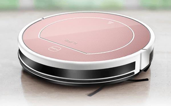 Робот-пылесос с Алиэкспресс можно купить как подарок на 8 Марта