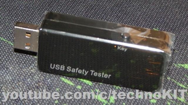 USB Safety Tester J7-t в защитной пленке