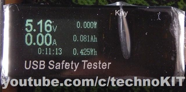 Тестер USB j7-t
