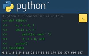 Пример кода на языке Python