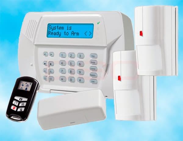 Пример комплектации охранной сигнализации для установки своими руками
