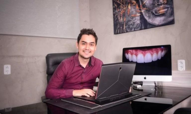 Dr. Igor Ribeiro lentes de contato dental dentista em fortaleza sorriso