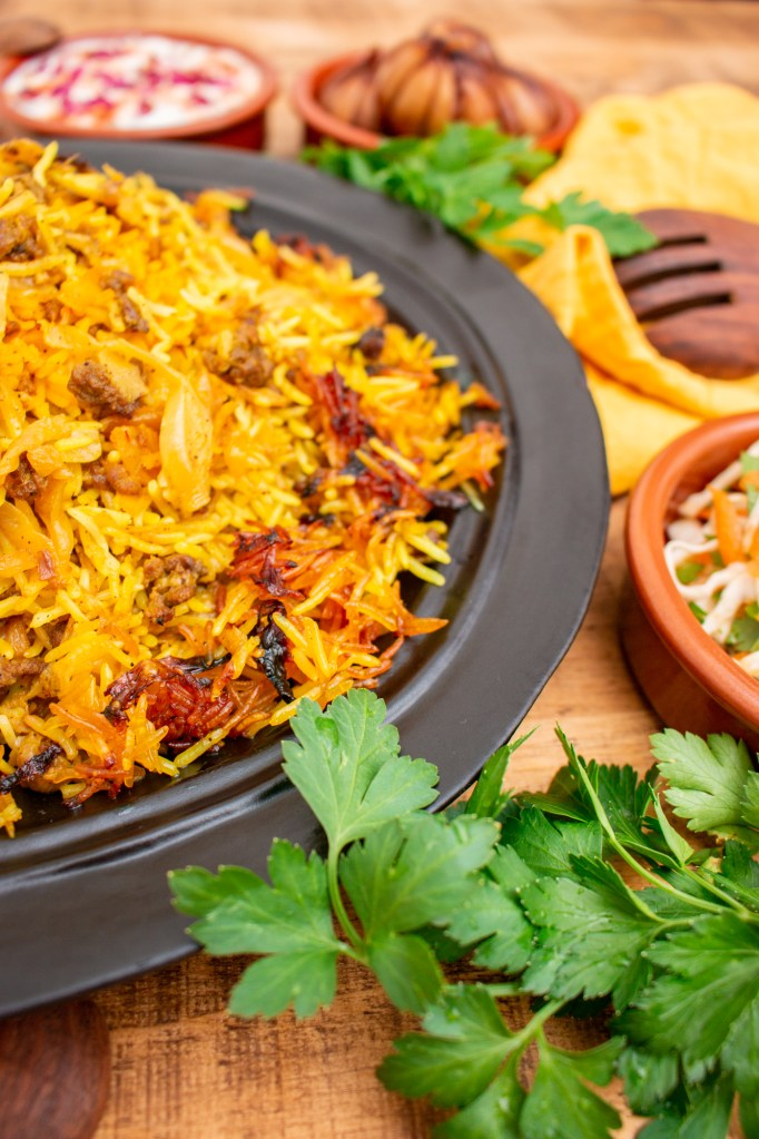 Kalam Polo - Persian Cabbage Rice | I got it from my Maman