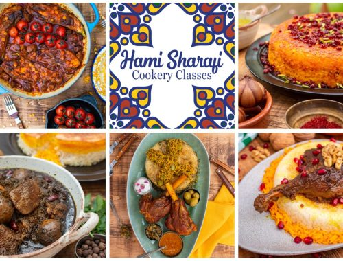 Online Cookery Classes - Hami Sharafi | I got it from my Maman