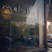 Kaffe på Melvins