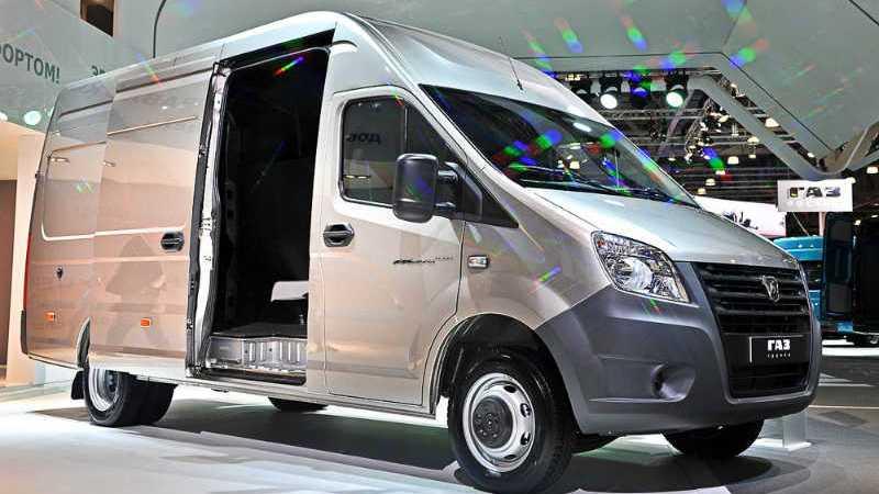Газель next цельнометаллический фургон