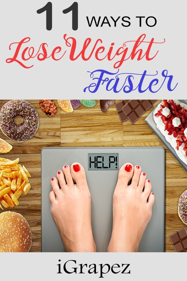 11 Ways To Lose Weight Faster Now-[ Burn Stubborn Body Fat]