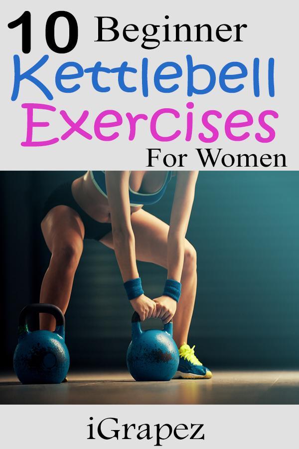 Top 10 Beginner Kettlebell Exercises for Women