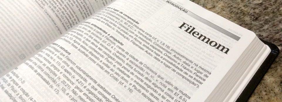 Introdução a Carta a Filemom