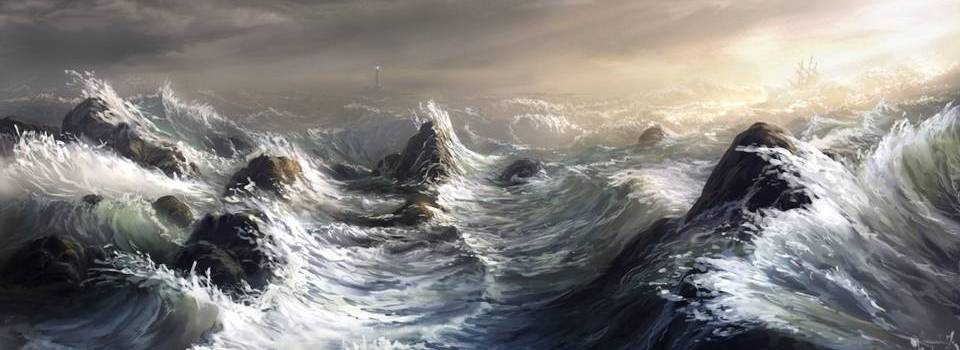 Águas Turbulentas - Rúben