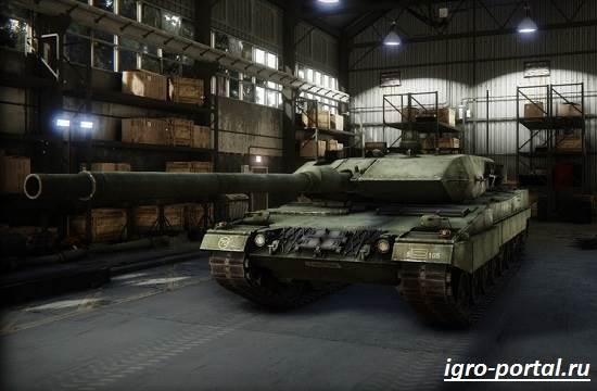 Игра-Armored-Warfare-Обзор-и-прохождение-Armored-Warfare-2